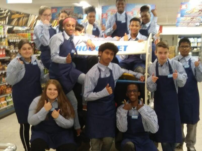 Accent Hoogvliet start samenwerking met Hoogvliet Supermarkt