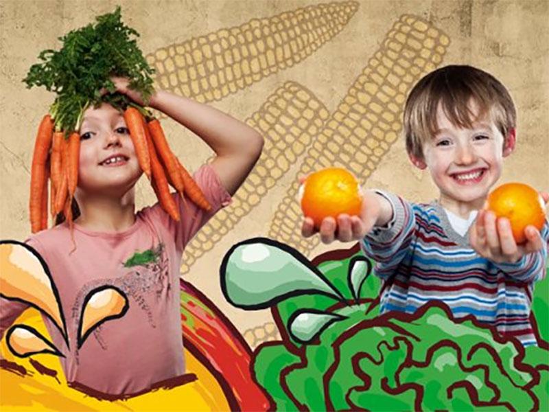 Fruit op onze gezonde school!