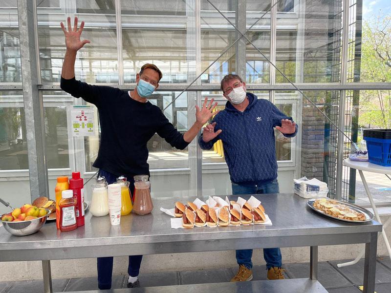 Extra inhaalweek in de meivakantie Accent Praktijkonderwijs Hoogvliet